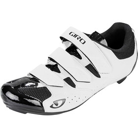 Giro Techne Shoes Herre white/black